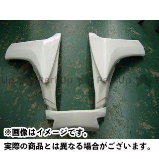 コタニ マグザム カウル・エアロ MAXAM用デビルサイドカウル 純正塗装済ホワイト SG21J