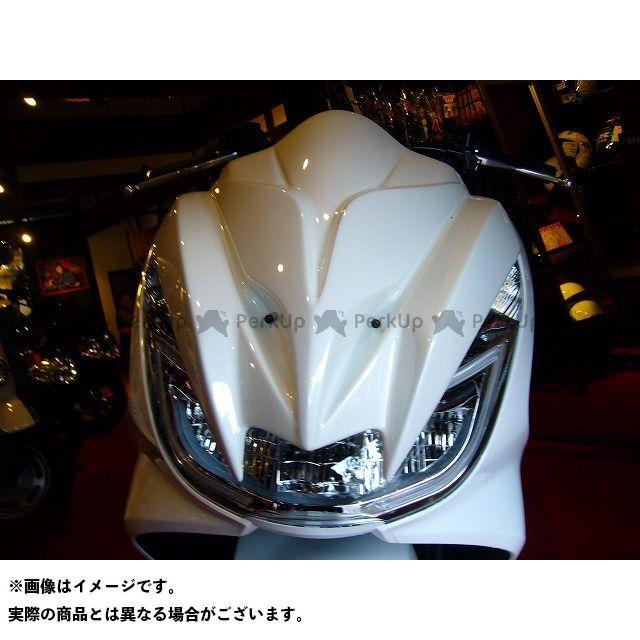コタニ PCX125 PCX150 新型PCX用デビルマスク ホワイト