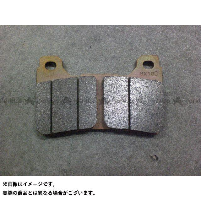 ジクー CB1000R CBR1000RRファイヤーブレード CBR600RR ZRM-T005C セラミックシンタード TYPE-C ZCOO