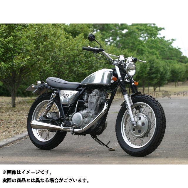 【特価品】ビッグシーダー SR400 SR500 ストレッチスポーツスターアルミタンク 仕様:バフ無し BIG CEDAR