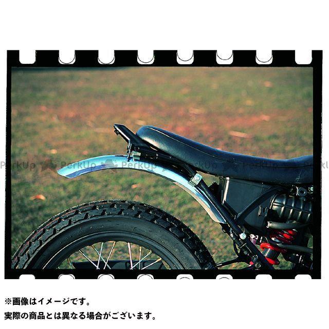【特価品】ビッグシーダー FTR223 アルミフラットフェンダー リア 仕様:テール穴アリ BIG CEDAR