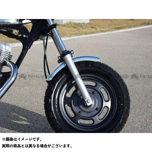 【特価品】ビッグシーダー エイプ100 エイプ50 アルミフロントフェンダー BIG CEDAR