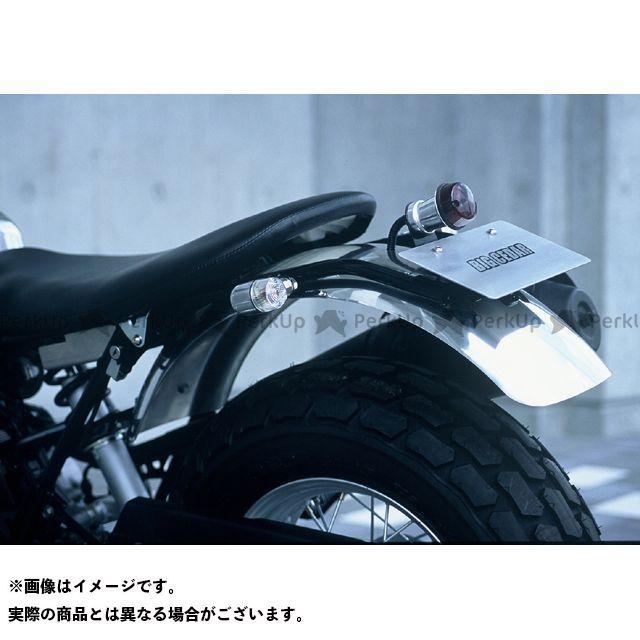 【特価品】ビッグシーダー バンバン200 アルミリアフェンダー BIG CEDAR
