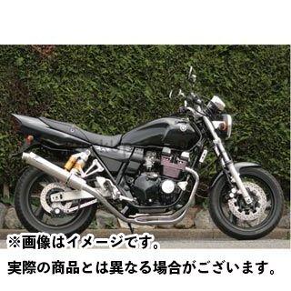 【エントリーで最大P21倍】RPM XJR400 XJR400R RPM-NEW4in2in1 フルエキゾーストマフラー アールピーエム