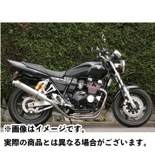 RPM XJR400R RPM-NEW4in2in1 フルエキゾーストマフラー アールピーエム