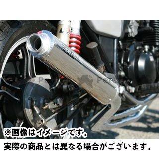 【無料雑誌付き】RPM バンディット400 RPM-NEW4in2in1 フルエキゾーストマフラー アールピーエム