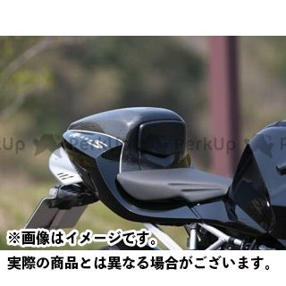 ササキスポーツ R1200S シート関連パーツ シングルシートBOX FRP黒ゲルコート