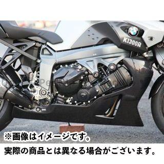 ササキスポーツ K1200R K1200Rスポーツ K1300R カウル・エアロ アンダーカウル FRP黒ゲルコート