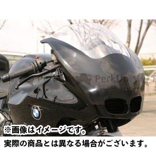 ササキスポーツ R1200S フロントゼッケンプレート 仕様:FRP黒ゲルコート ササキスポーツクラブ