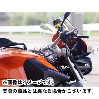 ササキスポーツ F800R ハンドル周辺パーツ ハンドルセットバックキット