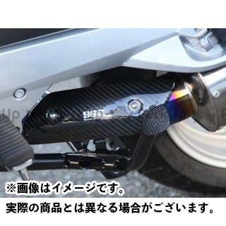 【無料雑誌付き】ササキスポーツ HP2エンデューロ HP2メガモト エキパイヒートガード(ドライカーボン) sasakisports
