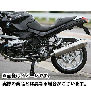 ササキスポーツ R1200R マフラー本体 スリップオンマフラー・タイプH 削りだしテール 色付