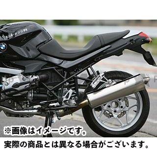 ササキスポーツ R1200R マフラー本体 スリップオンマフラー・タイプR チタンテール 色付