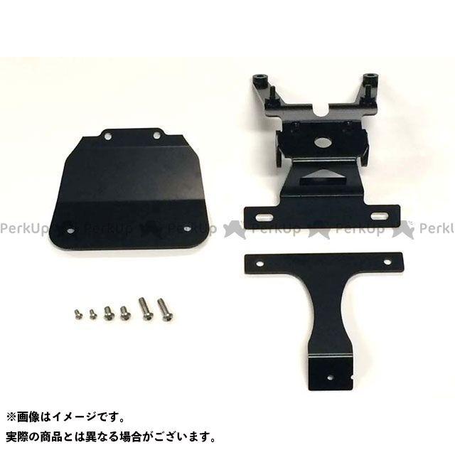 プロト フェンダーレスキット(ブラック) PLOT