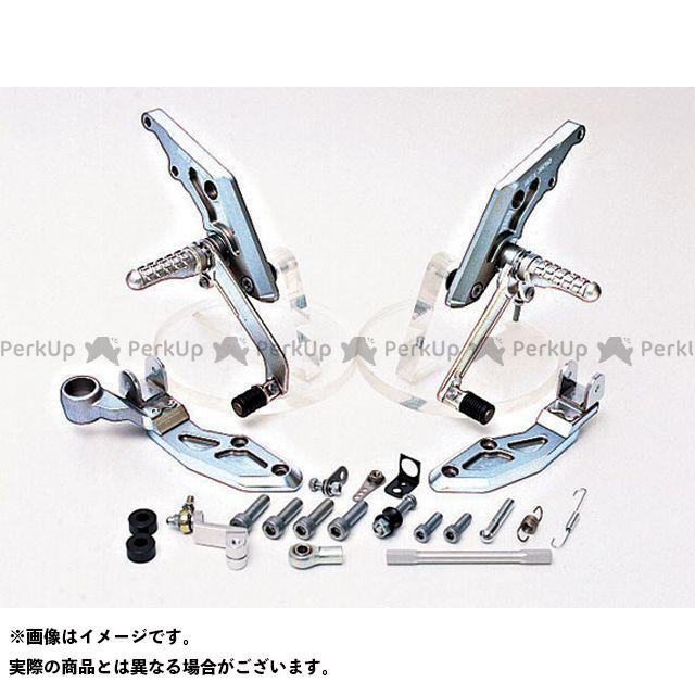 【エントリーで更にP5倍】BEET ZRX400 ZRX400- ハイパーバンク 固定式(シルバー) 98-07年用 ビートジャパン