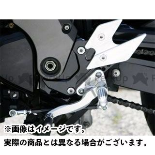 BEET Z750 Z750S ハイパーバンク 固定式(シルバー) 04-06年用  ビートジャパン
