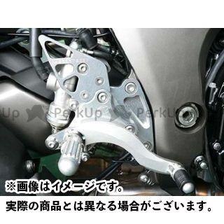 【エントリーで更にP5倍】BEET ニンジャ1000・Z1000SX Z1000 ハイパーバンク 固定式(シルバー) ビートジャパン