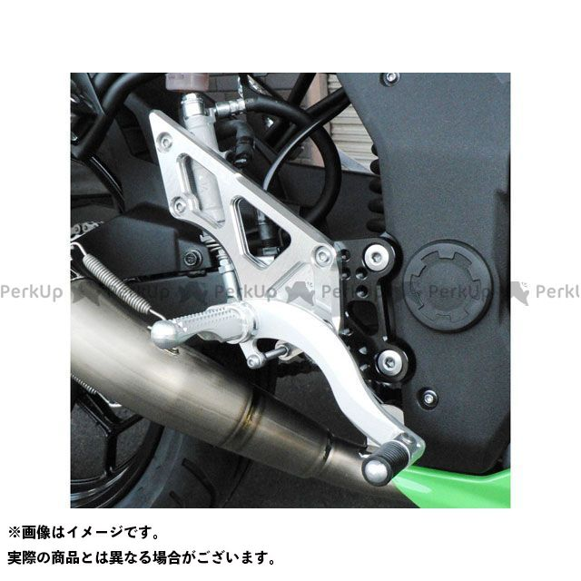 【エントリーで更にP5倍】BEET ニンジャ250SL ハイパーバンク 固定式(シルバー) ビートジャパン