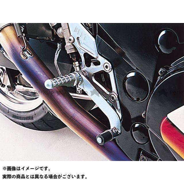 【エントリーで更にP5倍】BEET ニンジャZX-11 ZZR1100 ハイパーバンク 可倒式(シルバー) 93-01年用 ビートジャパン
