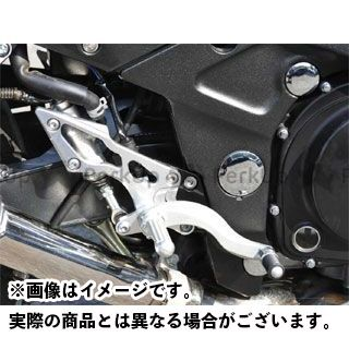 【エントリーで更にP5倍】BEET ZZR400 ハイパーバンク 可倒式(シルバー) 93-年用 ビートジャパン