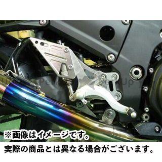 【エントリーで更にP5倍】BEET ニンジャZX-14R ハイパーバンク 可倒式(シルバー) ビートジャパン