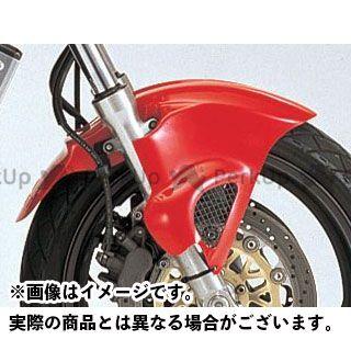 BEET CBR250RR NSR250R エアロシャークフェンダー(白ゲル)  ビートジャパン