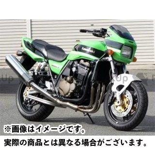 BEET ZRX1100 ZRX1200R エアロシャークフェンダー(白ゲル)  ビートジャパン