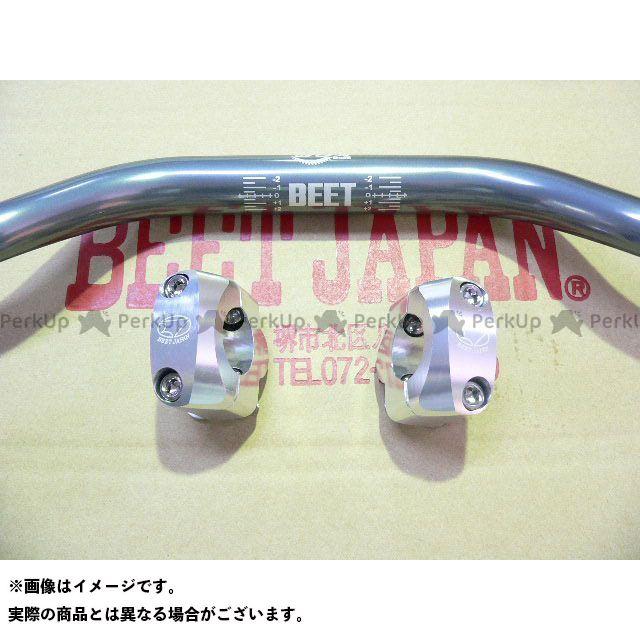 BEET カワサキ汎用 カワサキ汎用 テーパーハンドルキット(グレーアルマイト) ビートジャパン