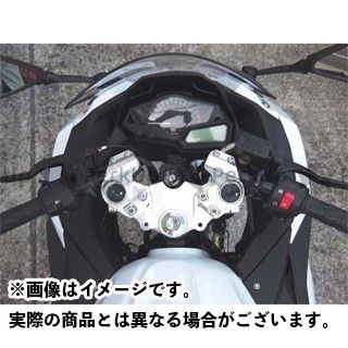 BEET ニンジャ250 ニンジャ250R レーシングハンドルキット TYPE2 ブラック ビートジャパン