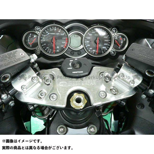 BEET ビートジャパン ハンドル関連パーツ ハンドル BEET 隼 ハヤブサ マルチハンドルキット Type1 シルバー ビートジャパン