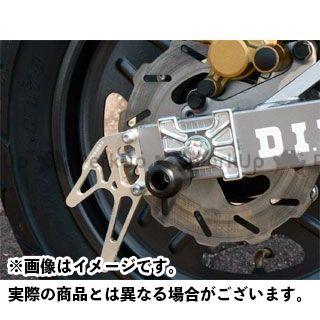 BEET KSR110 Rear アジャスタープレートキット ビートジャパン