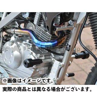 BEET Dトラッカー125 KLX125 マシンプロテクター ビートジャパン