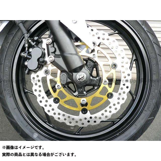 【エントリーで最大P21倍】BEET ニンジャ250 STD キャリパー用 310mm ビッグローターキット ビートジャパン