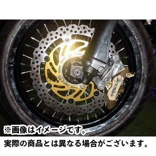 【エントリーで最大P23倍】ビートジャパン 250SB Dトラッカー KLX250 ビッグ ブレーキローター(F) Brembo(G)セット BEET:パークアップ 店