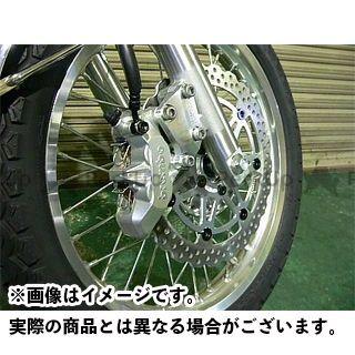 【エントリーで最大P21倍】BEET W400 W650 W800 Brembo ブレーキキット カラー:ゴールド/シルバー ビートジャパン