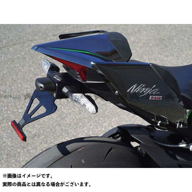 オーバーレーシング ニンジャH2(カーボン) フェンダーレスキット OVER RACING