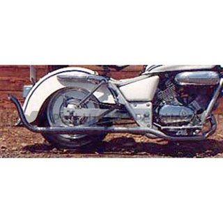 アメリカンドリームス Vツインマグナ 2in1 パウコクラッシックマフラー 1999~モデル