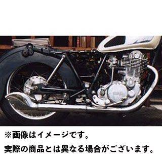 アメリカンドリームス SR400 SR500 ゴードンフィッシュマフラー 高音タイプ American Dreams