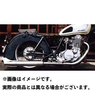 アメリカンドリームス SR400 SR500 バズーカフィッシュマフラー American Dreams