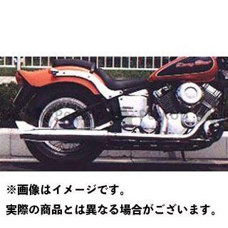 アメリカンドリームス ドラッグスタークラシック400(DSC4) 2in1 バズーカフィッシュマフラー サイレンサーのみ American Dreams
