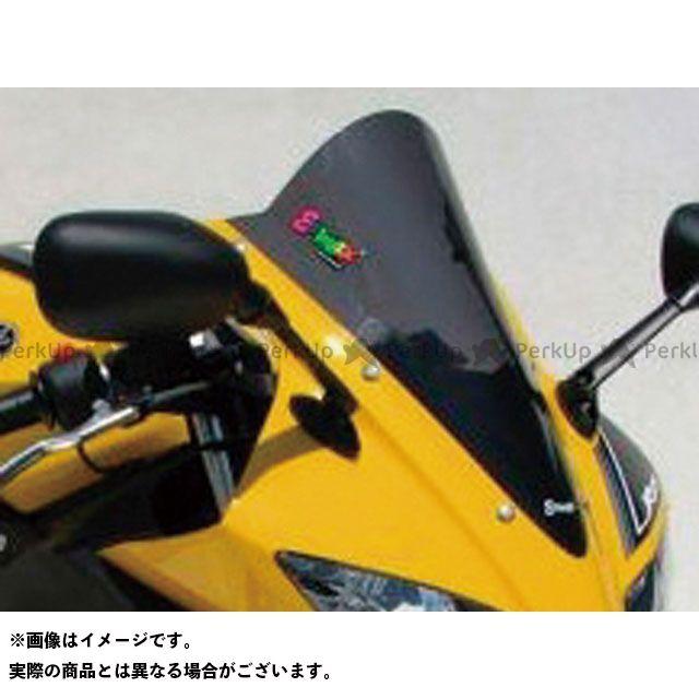 アルマックス YZF-R125 スクリーン Aeromax(エアロタイプ) カラー:スモーク ERMAX