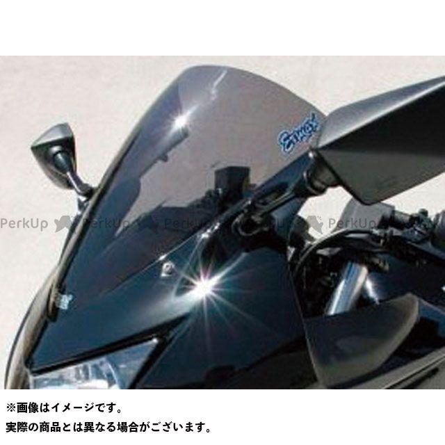 アルマックス ニンジャ250R スクリーン Aeromax(エアロタイプ) カラー:スモーク ERMAX