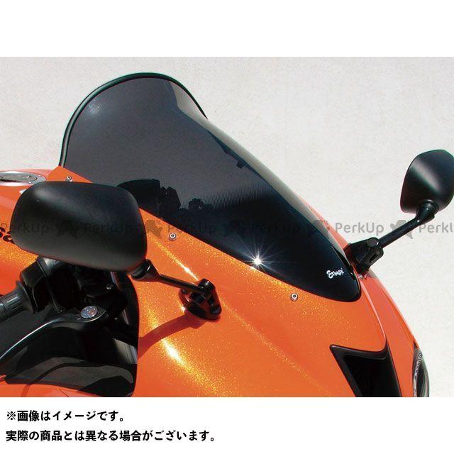 アルマックス ニンジャZX-6R スクリーン Bulles(スタンダードタイプ) 5cmロング クリアー ERMAX