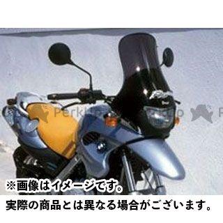【エントリーで更にP5倍】アルマックス F650GS スクリーン Bulles(スタンダードタイプ) 15cmロング カラー:スモーク ERMAX