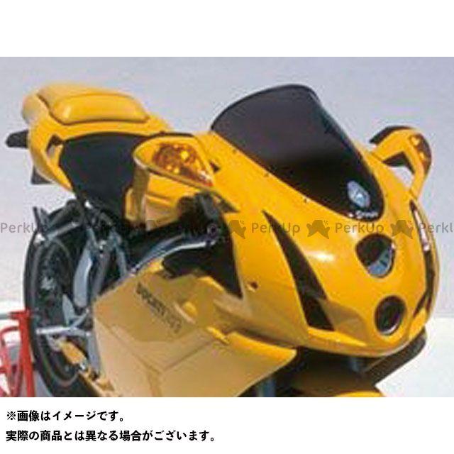 アルマックス 749R 999R 999S スクリーン Bulles(スタンダードタイプ) 5cmロング カラー:クリアー ERMAX