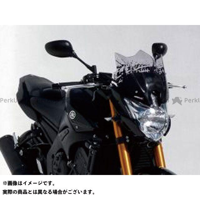 【エントリーで更にP5倍】アルマックス FZ8 Saute vent メーターバイザー(スモーク) ERMAX