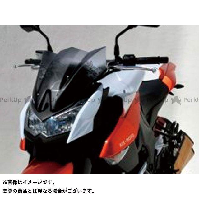 【エントリーで更にP5倍】アルマックス Z1000 Saute vent メーターバイザー カラー:グレークリアー ERMAX