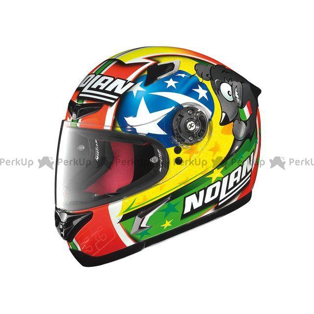 NOLAN ノーラン フルフェイスヘルメット X-802R メランドリ ミサノ グロッシーホワイト/94 S/55-56cm