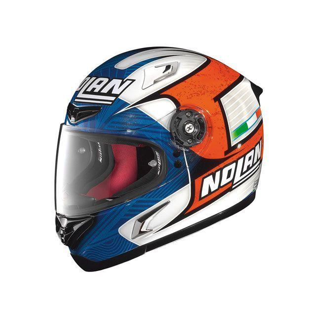 NOLAN ノーラン フルフェイスヘルメット X-802R コルティ ホワイト/93 M/57-58cm