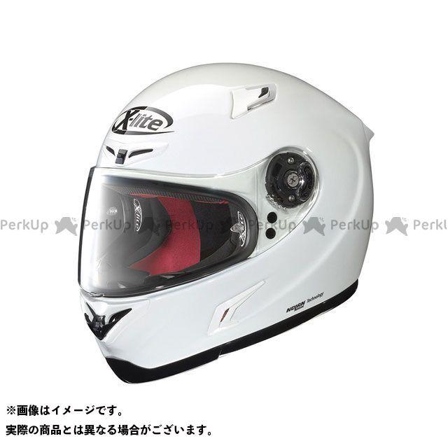 X-lite エックスライト フルフェイスヘルメット X-802R ソリッド ホワイト/11 S/55-56cm